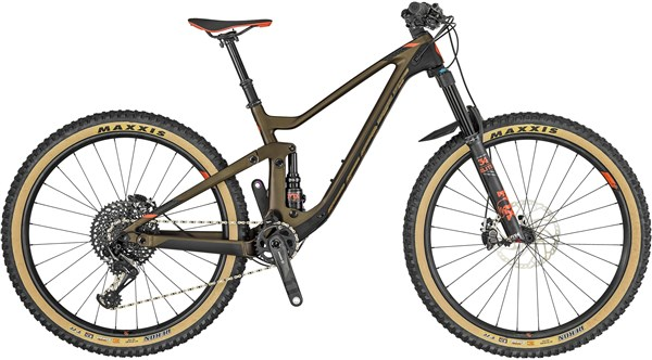 "Scott Contessa Genius 710 27.5"" Mountain Bike 2019 - Full Suspension MTB"