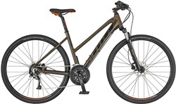 Product image for Scott Sub Cross 30 Womens  2019 - Hybrid Sports Bike
