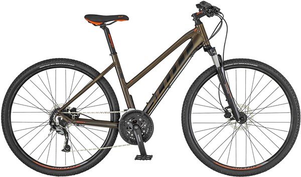 Scott Sub Cross 30 Womens  2019 - Hybrid Sports Bike
