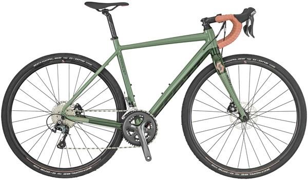 Scott Contessa Speedster Gravel 25 2019 - Gravel Bike