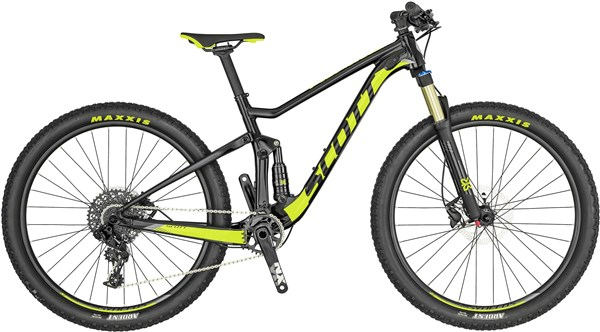 "Scott Spark 600 26"" Mountain Bike 2019 - XC Full Suspension MTB"