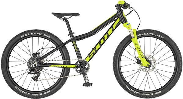 Scott Scale RC 24w 2019 - Junior Bike