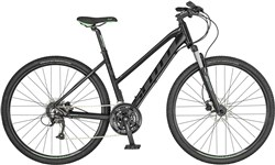 Scott Sub Cross 40 Womens  2019 - Hybrid Sports Bike