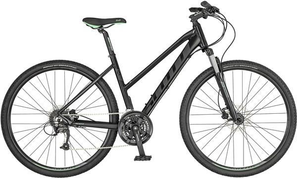 Scott Sub Cross 40 Womens  2019 - Hybrid Sports Bike