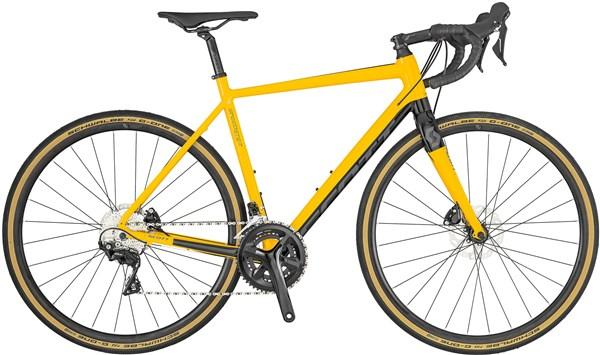 Scott Speedster Gravel 20 2019 - Cyclocross Bike