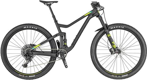 """Scott Genius 750 27.5"""" Mountain Bike 2019 - Full Suspension MTB"""