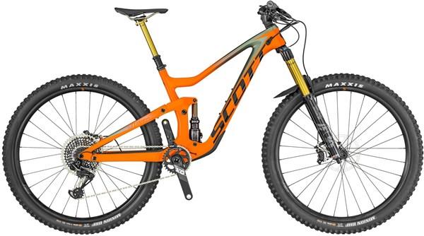 "Scott Ransom 700 Tuned 27.5"" Mountain Bike 2019 - Enduro Full Suspension MTB | MTB"