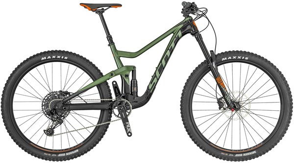 Scott Ransom 930 29er Mountain Bike 2019 - Full Suspension MTB