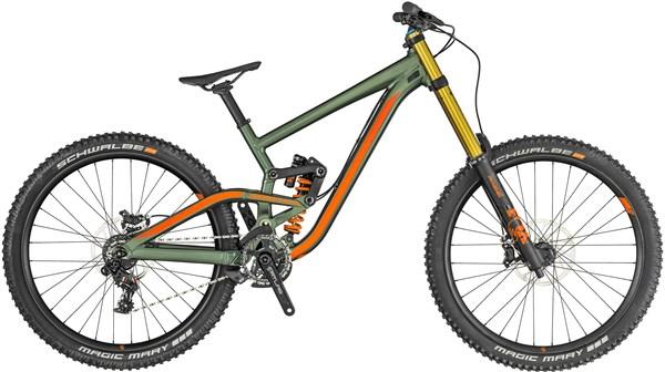 "Scott Gambler 710 27.5"" Mountain Bike 2019 - Full Suspension MTB"