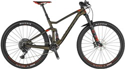 Scott Spark 910 29er  Mountain Bike 2019 - Full Suspension MTB