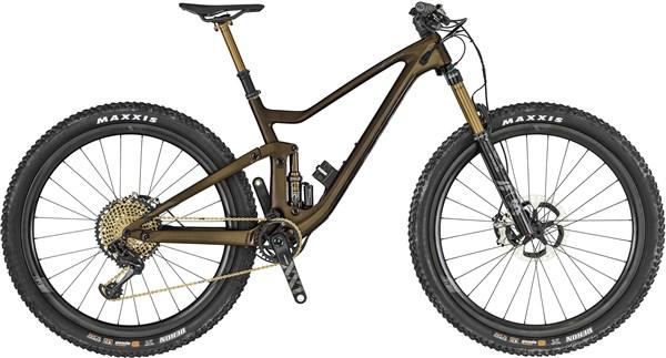 Scott Genius 900 Ultimate 29er Mountain Bike 2019 - Trail Full Suspension MTB