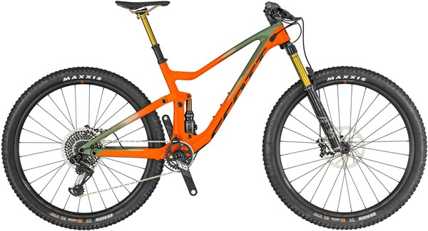 763b4e66ae1 Scott Genius 900 Tuned 29er Mountain Bike 2019 | Tredz Bikes