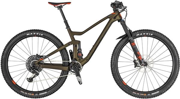 Scott Genius 920 29er Mountain Bike 2019 - Full Suspension MTB