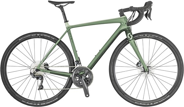 Scott Addict Gravel 20 2019 - Road Bike | Road bikes