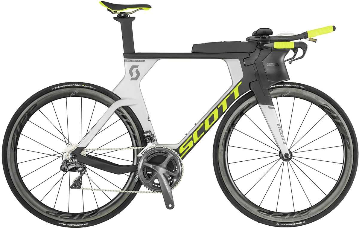 Scott Plasma RC 2019 - Triathlon Bike | Tri/time trial