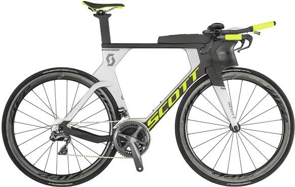 Scott Plasma RC 2019 - Triathlon Bike | Tri/time trial
