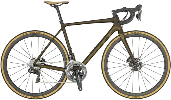 Scott Addict RC Premium Disc 2019 - Road Bike