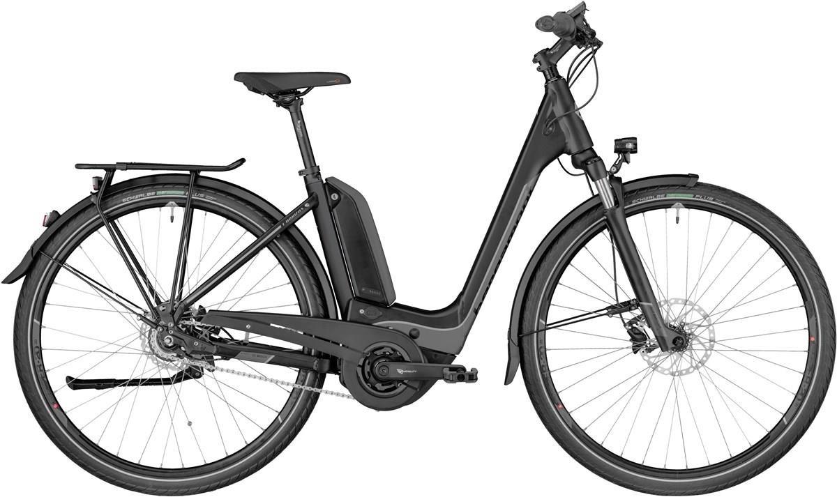 Bergamont E-Horizon N7 FH 400 Wave - Nearly New - 52cm 2018 - Electric Hybrid Bike | City
