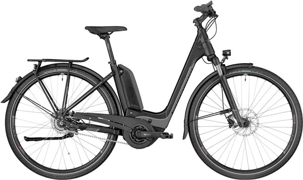 Bergamont E-Horizon N7 FH 400 Wave - Nearly New - 52cm 2018 - Electric Hybrid Bike