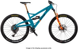 Orange Stage 6 Factory 29er Mountain Bike 2019 - Enduro Full Suspension MTB