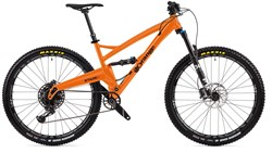 Orange Stage 5 Pro 29er Mountain Bike 2019 - Trail Full Suspension MTB
