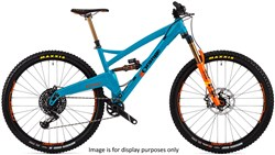 Product image for Orange Stage 5 Factory 29er Mountain Bike 2019 - Trail Full Suspension MTB