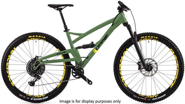 Orange Stage 4 RS 29er Mountain Bike 2019 - Trail Full Suspension MTB | MTB
