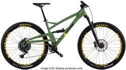Product image for Orange Stage 4 RS 29er Mountain Bike 2019 - Trail Full Suspension MTB