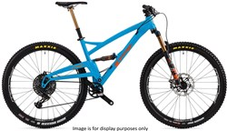 Orange Stage 4 Factory 29er Mountain Bike 2019 - Trail Full Suspension MTB