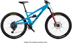 Orange Stage 6 RS 29er Mountain Bike 2019 - Enduro Full Suspension MTB