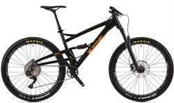 "Orange Four S 27.5"" Mountain Bike 2019 - Trail Full Suspension MTB"