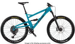 "Orange Four RS 27.5"" Mountain Bike 2019 - Trail Full Suspension MTB"