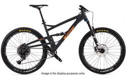 "Product image for Orange Four Pro 27.5"" Mountain Bike 2019 - Trail Full Suspension MTB"
