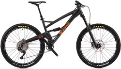 "Orange Five S 27.5"" Mountain Bike 2019 - Trail Full Suspension MTB"