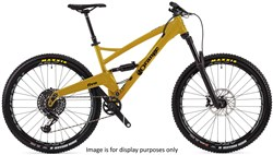 "Orange Five RS 27.5"" Mountain Bike 2019 - Trail Full Suspension MTB"