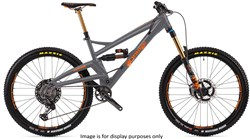 "Orange Alpine 6 XTR 27.5"" Mountain Bike 2019 - Enduro Full Suspension MTB"