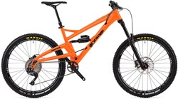 "Orange Alpine 6 S 27.5"" Mountain Bike 2019 - Enduro Full Suspension MTB"