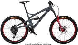 "Orange Alpine 6 RS 27.5"" Mountain Bike 2019 - Enduro Full Suspension MTB"