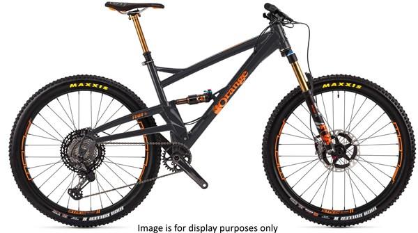 Orange Four XTR 27.5