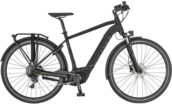 Scott Sub Sport eRide 2019 - Electric Hybrid Bike | City