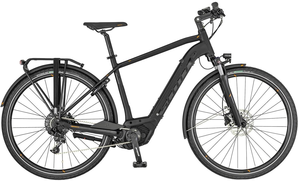 Scott Sub Sport eRide 2019 - Electric Hybrid Bike | City