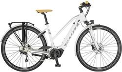 Scott Sub Tour eRide 10 Womens 2019 - Electric Hybrid Bike