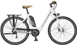 Scott Sub Tour eRide 10 Step Through 2019 - Electric Hybrid Bike