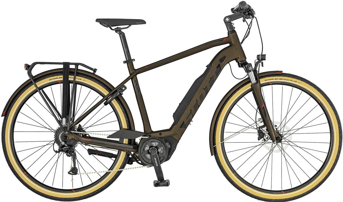 Scott Sub Active eRide 2019 - Electric Hybrid Bike | City