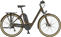 Scott Sub Active eRide Seat Step Through 2019 - Electric Hybrid Bike