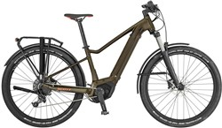 "Scott Axis eRide 20 Womens 29er/27.5"" 2019 - Electric Mountain Bike"