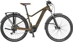 "Scott Axis eRide 20 29er/27.5"" 2019 - Electric Mountain Bike"