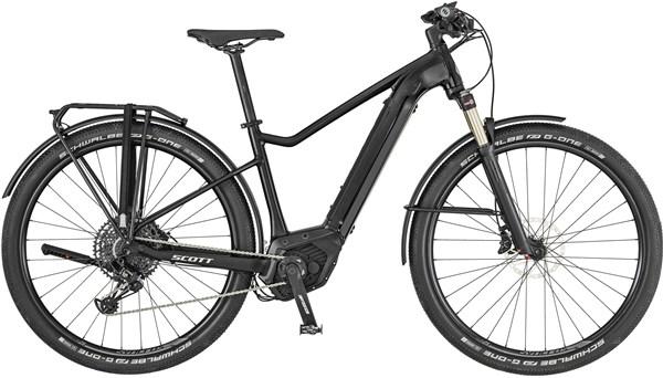 "Scott Axis eRide 10 29er/27.5"" 2019 - Electric Mountain Bike"
