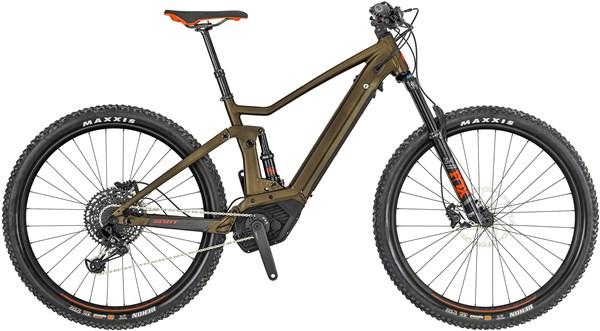 "Scott Strike eRide 720 27.5"" 2019 - Electric Mountain Bike"