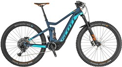 Scott Genius eRide 920 29er 2019 - Electric Mountain Bike